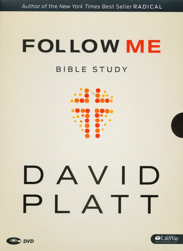 Follow Me Bible Study - DVD Leader Kit