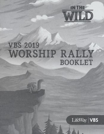 In The Wild: Worship Rally Booklet (pkg  of 25)