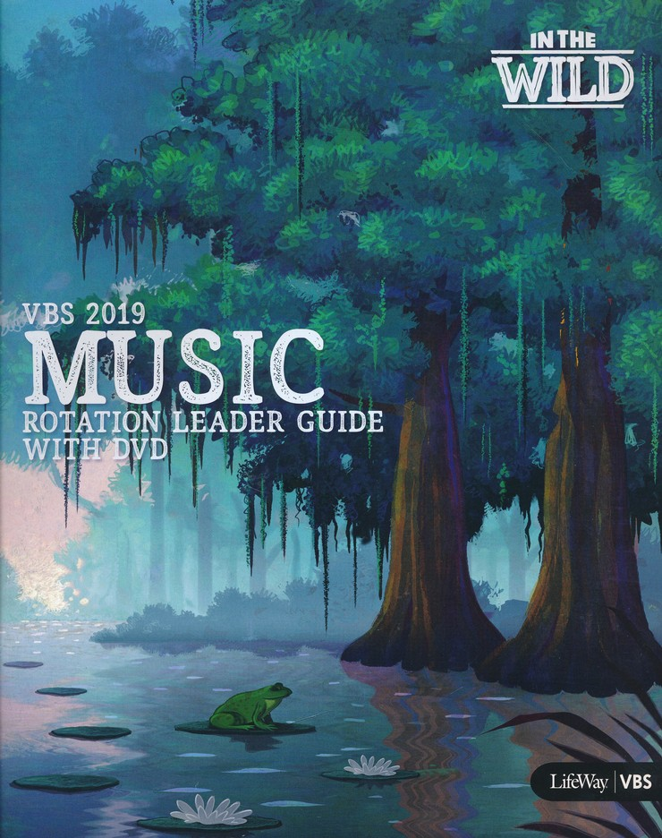 In The Wild: Music Rotation Leader Guide with DVD