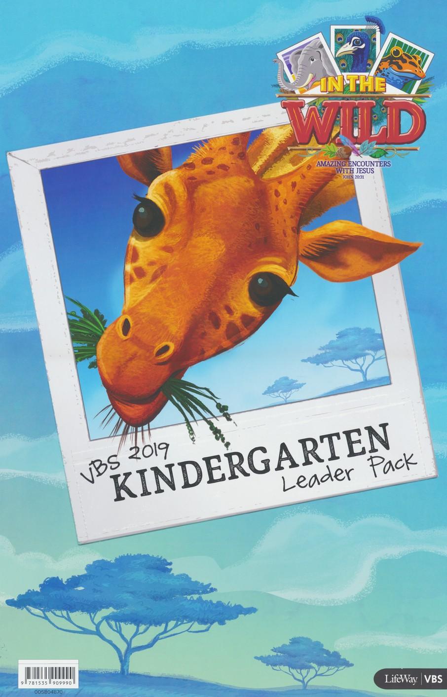 In The Wild: Kindergarten Leader Pack