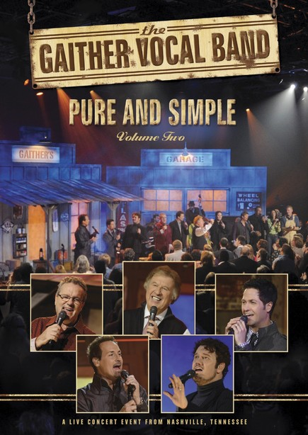 Pure and Simple: Volume 2, DVD
