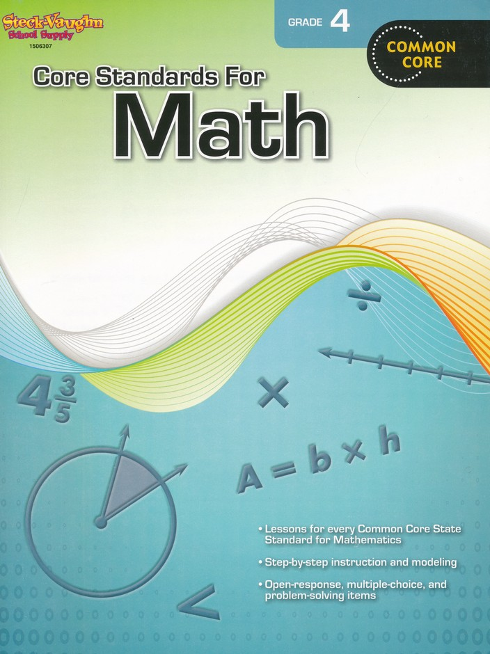 Core Standards for Math Grade 4