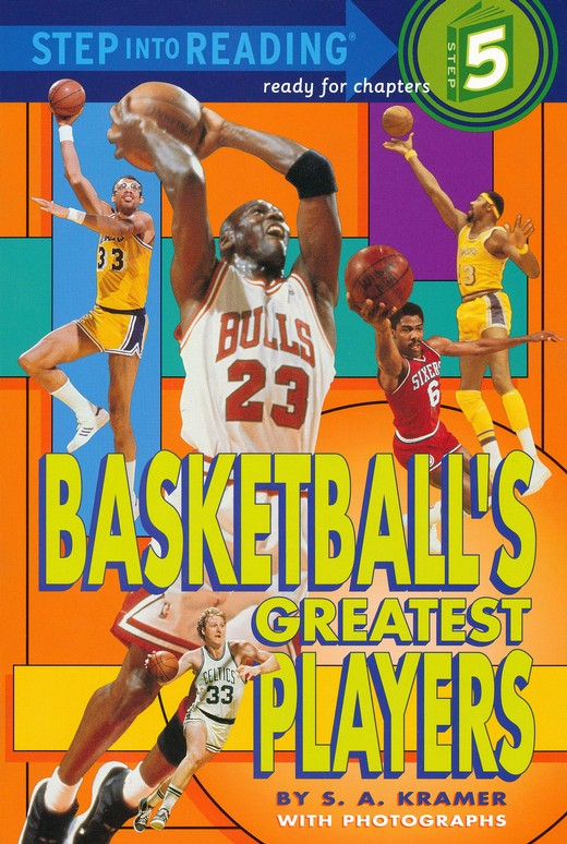 Step Into Reading, Level 5: Basketball's Greatest Players