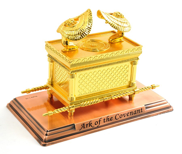 Ark Of The Covenant Replica, Large
