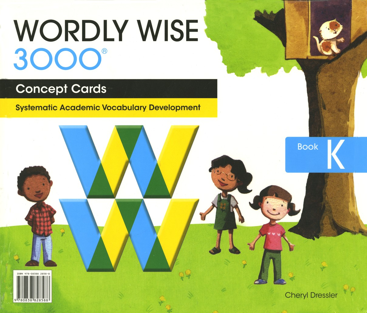 Wordly Wise 3000, Grade K Teacher's Resource Kit: 9780838828762 -  Christianbook.com