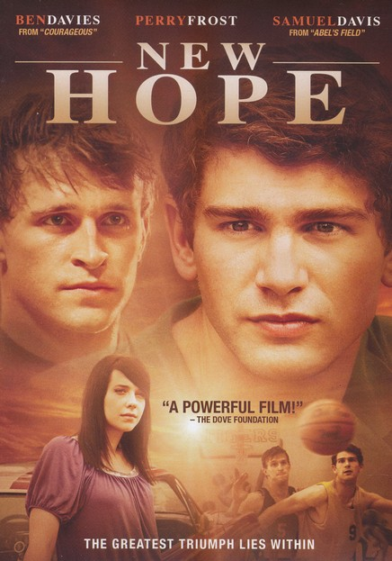 New Hope, DVD