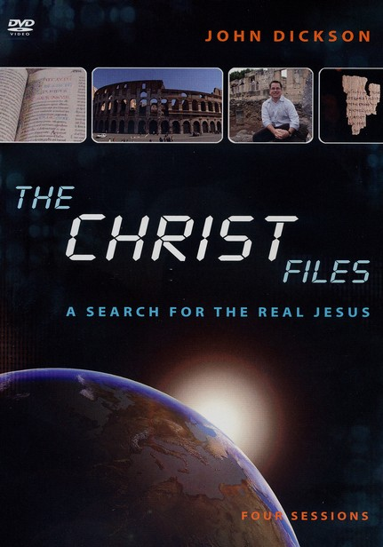 Christ Files Pack: How Historians Know What They Know About Jesus, Christ Files Book & DVD