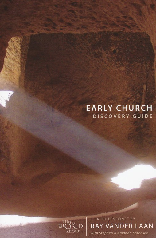 That The World May Know ®, Vol. 5: Early Church Pack,  Discovery Guide and DVD