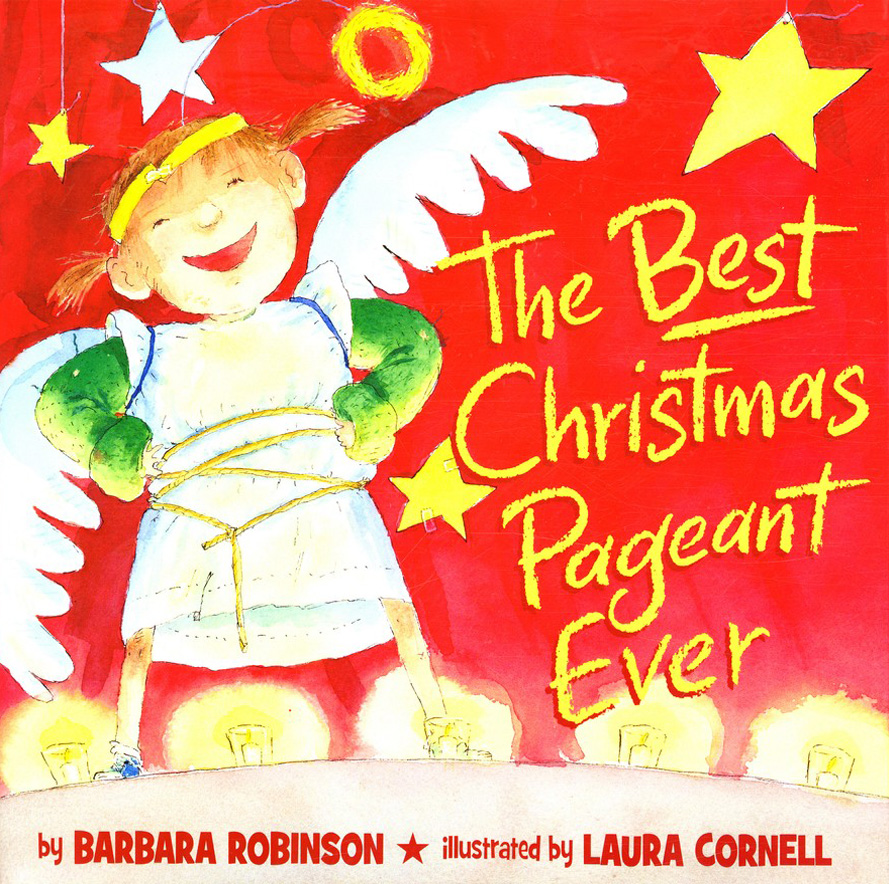 The Best Christmas Pageant Ever, Picture Book Edition
