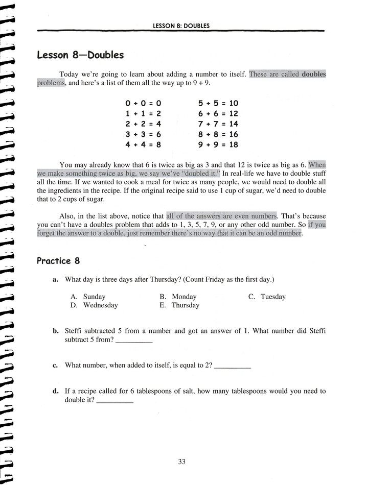 Teaching Textbooks Math 3 Complete Kit