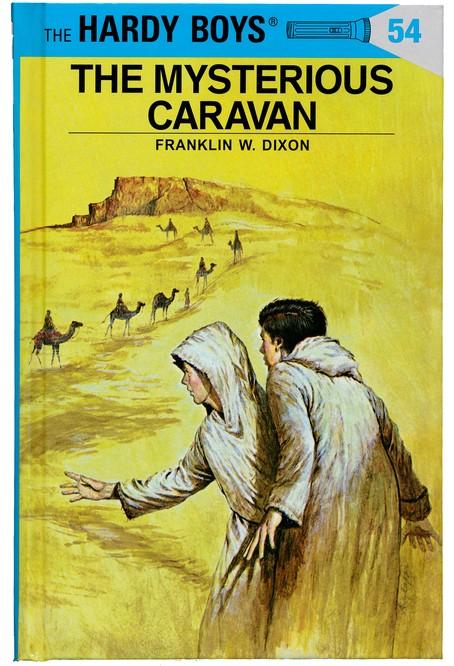 The Hardy Boys Mysteries 54 The Mysterious Caravan Franklin W