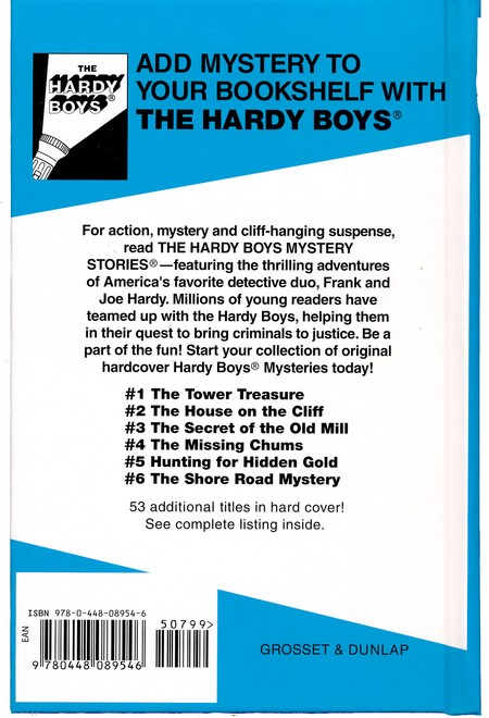 The Hardy Boys' Mysteries #54: The Mysterious Caravan