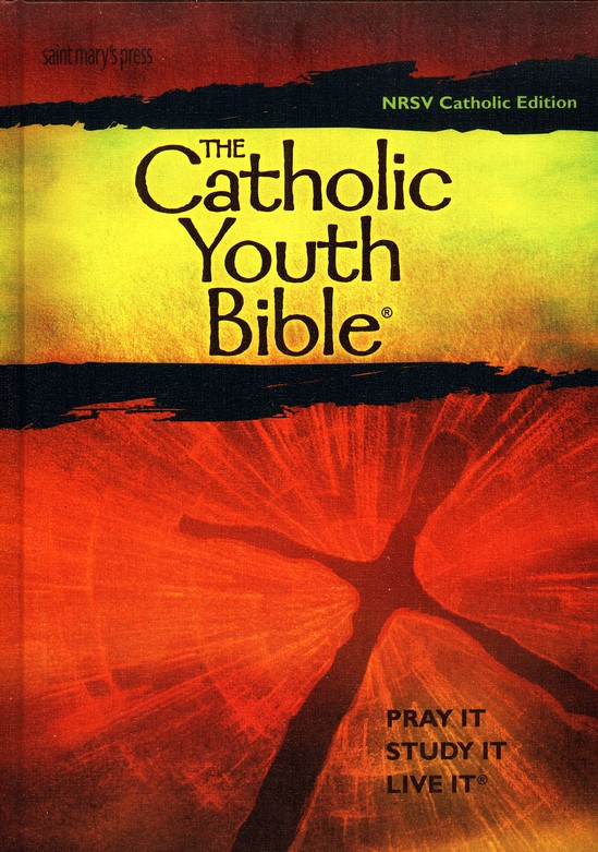 NRSV Catholic Youth Bible, Third Edition, Hardcover