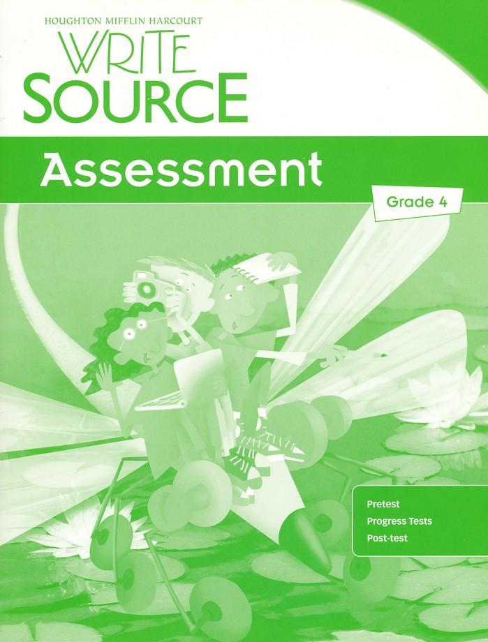 Write Source Grade 4 Homeschool Package