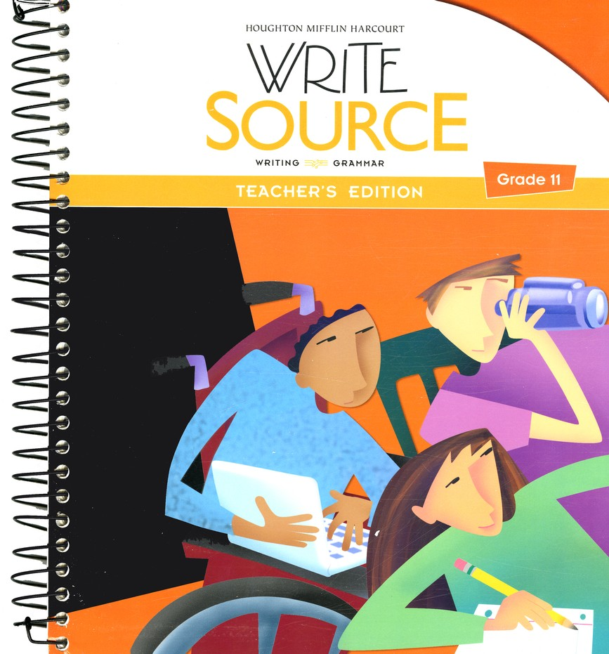 Write Source Grade 11 Homeschool Package