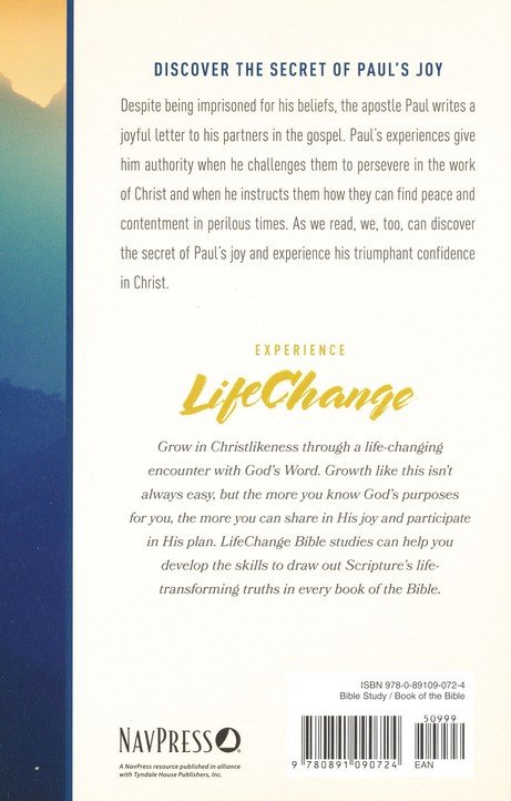 Philippians, LifeChange Bible Study