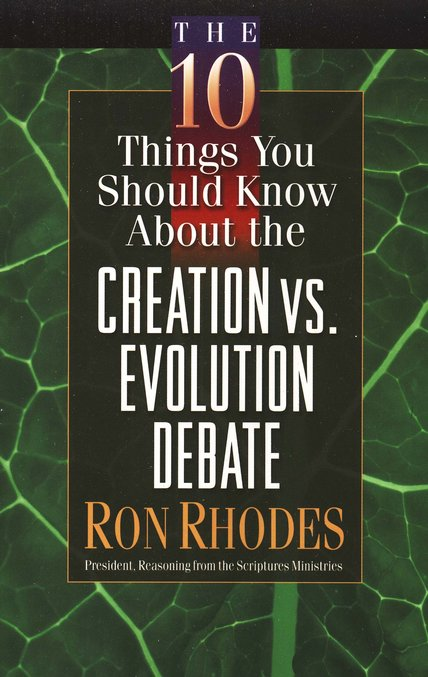 The 10 Things You Should Know About the Creation vs. Evolution Debate