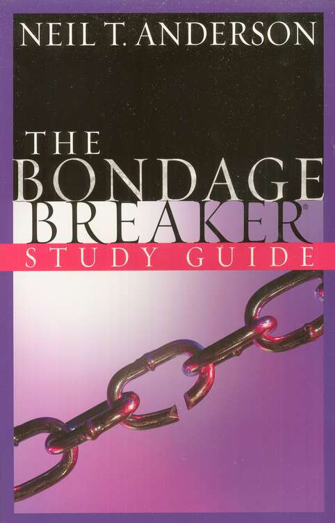 The Bondage Breaker, Study Guide