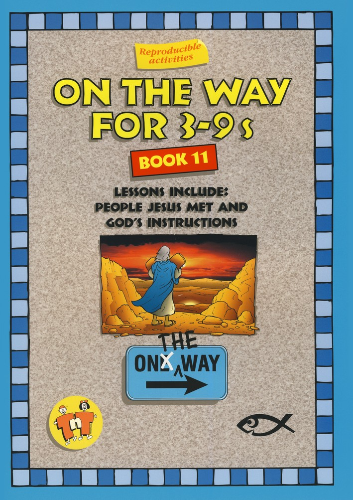 On The Way for 3-9s, Book 11