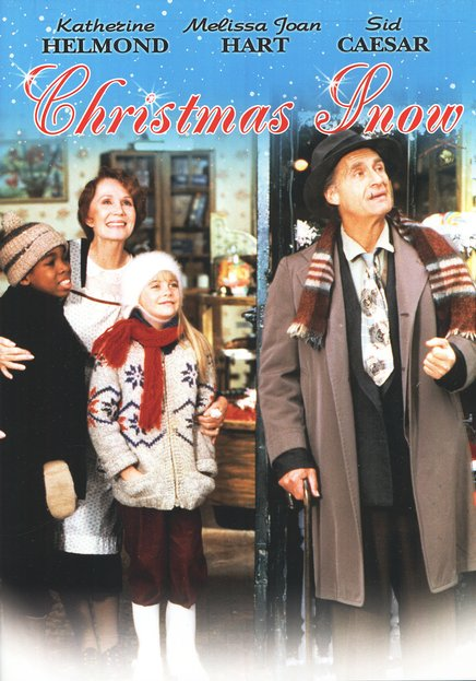 Christmas Snow, DVD