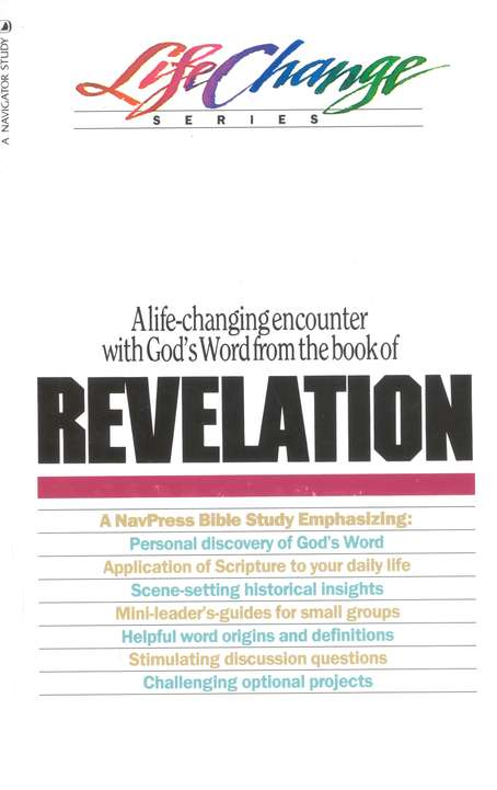 Revelation, LifeChange Bible Study