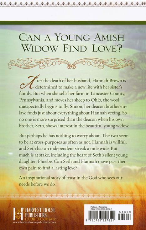 A Widow's Hope, Miller Family Series #1