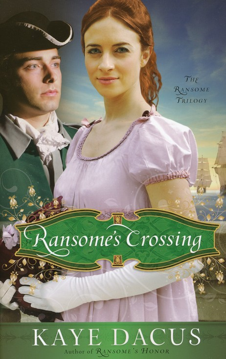Ransome's Crossing, Ransome Trilogy Series #2