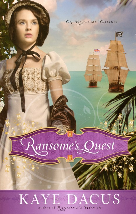 Ransome's Quest, Ransome Trilogy Series #3