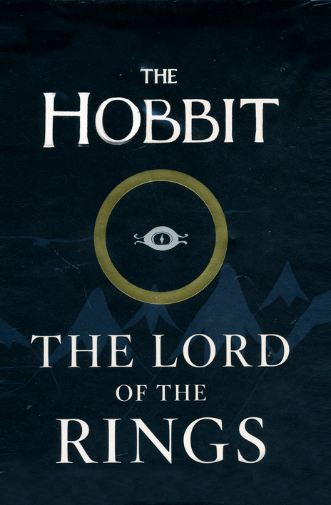 The Hobbit and The Lord of the Rings, 4 Volume Boxed Set