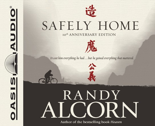 Safely Home Audiobook on CD