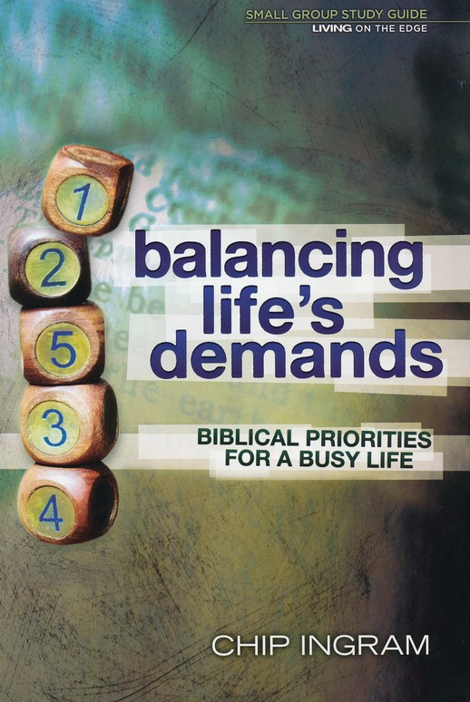 Balancing Life's Demands Personal Study Kit (1 DVD Set & 1 Study Guide)