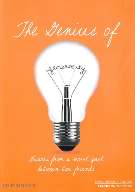The Genius of Generosity DVD Set