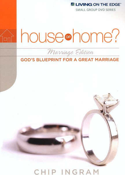 House or Home - Marriage Personal Study Kit (1 DVD Set & 1 Study Guide)