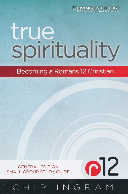 True Spirituality - General Edition Personal Study Kit (1 DVD Set & 1 Study Guide)