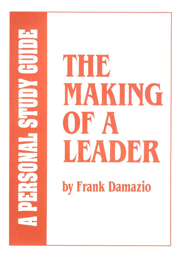 the making of a leader frank damazio ebook