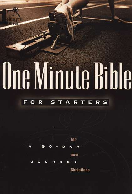 NIV One Minute Bible for Starters