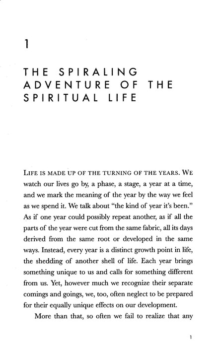 The Liturgical Year: The Spiraling Adventure of the Spiritual Life