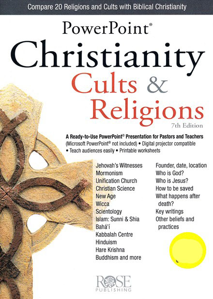 ESChristianity, Cults, & Religions: PowerPoint CD-ROM