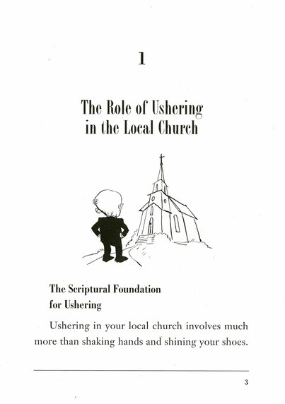Ushering 101: The Complete Handbook of Ushering for the Local Church
