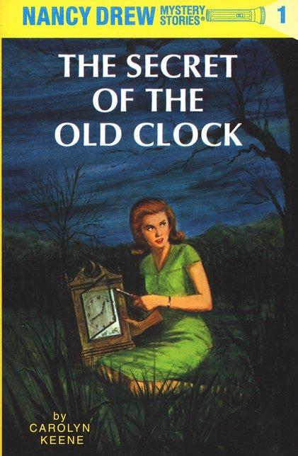 Nancy Drew #1: The Secret of the Old Clock: Carolyn Keene: 9780448095011 -  Christianbook.com