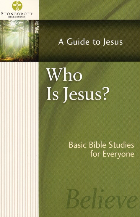 Who Is Jesus? A Guide to Jesus