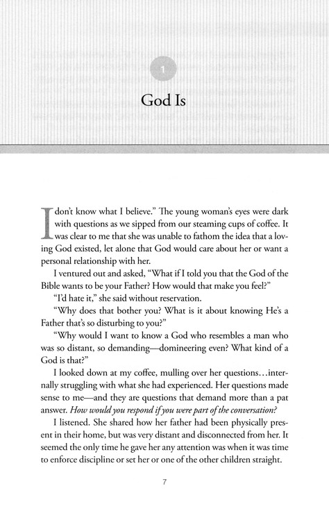 What Is God Like?: Basic Bible Studies for Everyone
