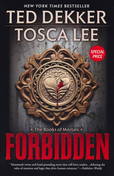 Forbidden, Books of Mortals Series #1, Softcover