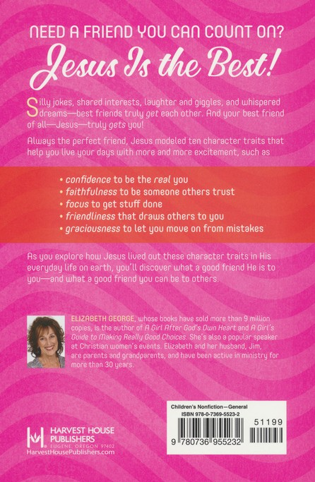 You Always Have a Friend in Jesus for Girls: A Tween's Guide to Knowing and  Loving Him More