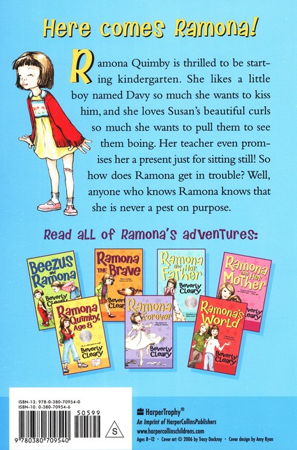 The complete ramona collection beverly cleary illustrated by tracy the complete ramona collection beverly cleary illustrated by tracy dockray 9780061960901 christianbook fandeluxe Gallery