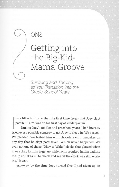 The Christian Mama's Guide to the Grade School Years