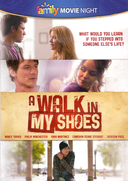 A Walk In My Shoes, DVD