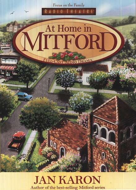 Radio Theatre: At Home in Mitford