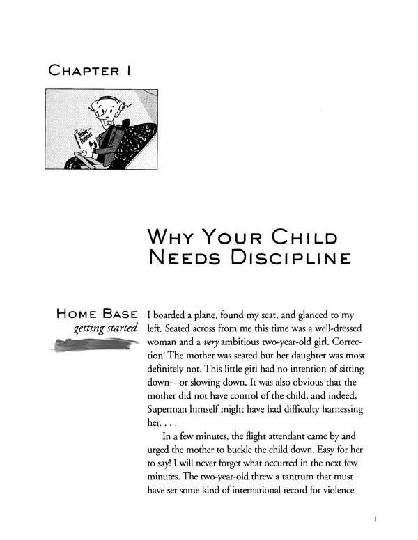 Focus on the Family Presents: Your Child Video Seminar - The Essentials of Discipline (Participant's Guide)