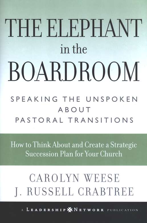 The Elephant in the Boardroom: Speaking in the Unspoken about Pastoral Transitions